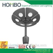 2014 design moderno 60W 90W luz de jardim LED com driver meanwell / lâmpada led