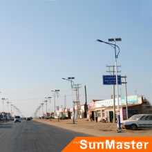 CE and RoHS Approved 60W Solar Street Light