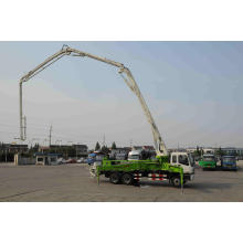 37m Truck Mounted Concrete Boom Pump (HDL5270THB)