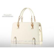 2017 fashion lady leather tote bags women Chain handbags hot model cheap handbags HB45