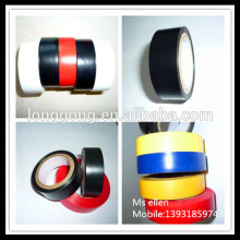 Ruban isolant isolant en polychlorure de polyvinyle (PVC)