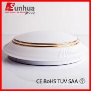 Acrylic Modern Design LED Ceiling Light aluminium mirror ceiling