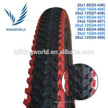 pneus neufs pas cher de vélos 12-20 pouces pour l'Afrique de l'ouest
