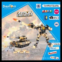 Oferta especial! Brinquedo por atacado de China brinquedos de plástico do exército brinquedos brinquedo barato bloco de construção brinquedos tanque militar