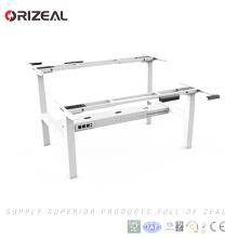 Orizeal modular desk,l shaped desk,office desk furniture(OZ-ODKS057D-3)