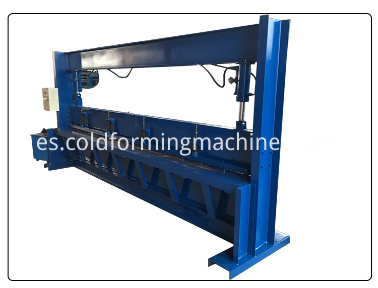 4m cutting machine