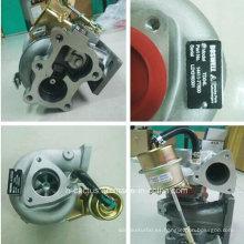 Td27 Td04L Turbo 49377-02600 14411-7t600 Turbosobrealimentación para Nissan Navara