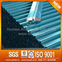 Customized heat transfer Aluminum sheet for heated floor