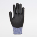 EN388 Nitrile Heat-resisting Anti-slip Work Gloves