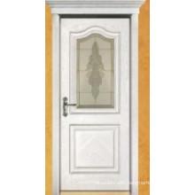 Wooden Veneer Painting Door (007)