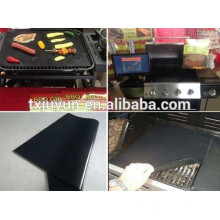 Teflon and Fiberglass BBQ Grill Mat