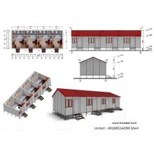 Modular House Hotel & Bergbau Camp & Büro & Schule & Wohnung