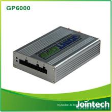 Dispositif de suivi de GPS de voiture avec le logiciel Web