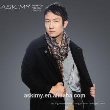 2015 New design high quality cashmere scarf men