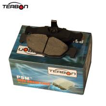 OEM JLM21220 Auto Brake Pad Set pour OPEL