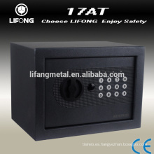2014 TOP NEW design CHEAP portable safe box with combination code