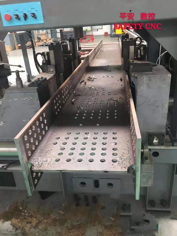 Drilling Steel Frame