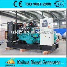 Juegos de generador de gas tipo abierto de 250KVA