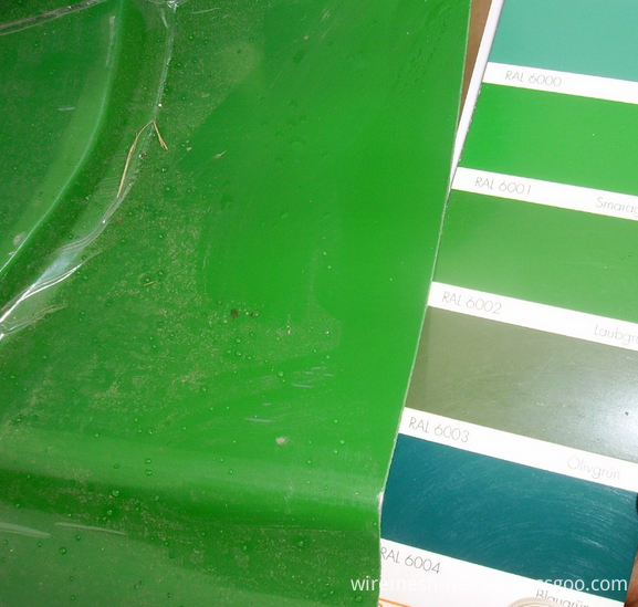colored corrugated steel sheet