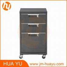 Small Mobile Office Storage Metal Furniture File Cabinet Metal Furniture Equipment Kd Steel Office Filling Box
