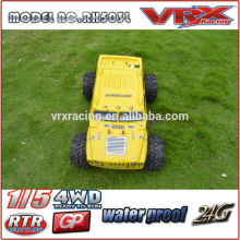China goods wholesale 4WD Gas Car , 1:5 scale model car