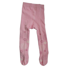 Collant di colore rosa Kid