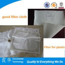 Ojo de metal de alta calidad PP prensa filtro de tela