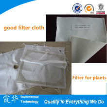 High quality metal eyelet PP press filter cloth