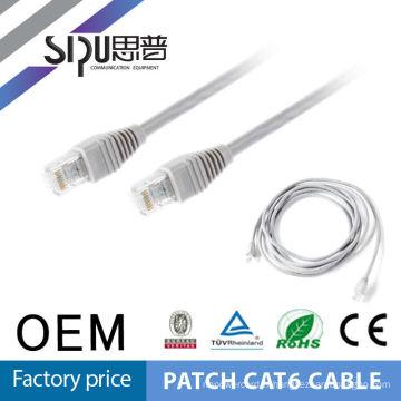 SIPU cat6 patch cable cordon de raccordement 2m 3m 5m rj5 cordon câble cat6