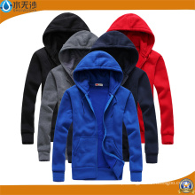 Hoodies baratos do algodão da forma dos homens dos Hoodies da impressão do OEM da fábrica