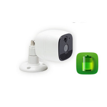 Small Size Rechargeable Battery Camera Wireless WiFi Dual Audio Motion Detection