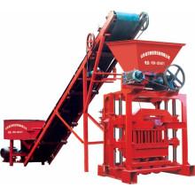 QTJ4-35B small cement block machine / low-input building block making machine / easy production line to make cement blocks