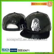 Gorras de Bill plana de Hip Hop personalizado SN-2204