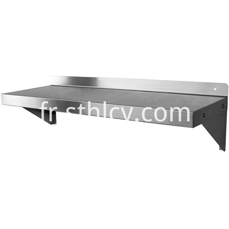 Stainless Steel Ledge