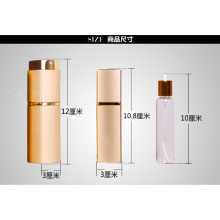 Packaging Glass Bottle Cosmetic Aluminium Refillable Bottle