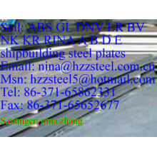 ABS GrA.ABS GrB.ABS GrD.ABS GrE shipbuilding steel plate or marine steel plate
