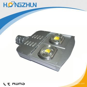 Heißer Verkauf führte Straßenbeleuchtung Ra> 75 hohe Lumen 110lm / w Bridgelux Span und Meanwell Fahrer Fabrikpreis