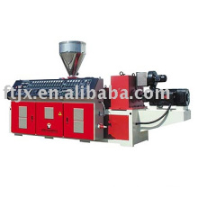 SJZ041 Series Conical Twin Screw Extruder