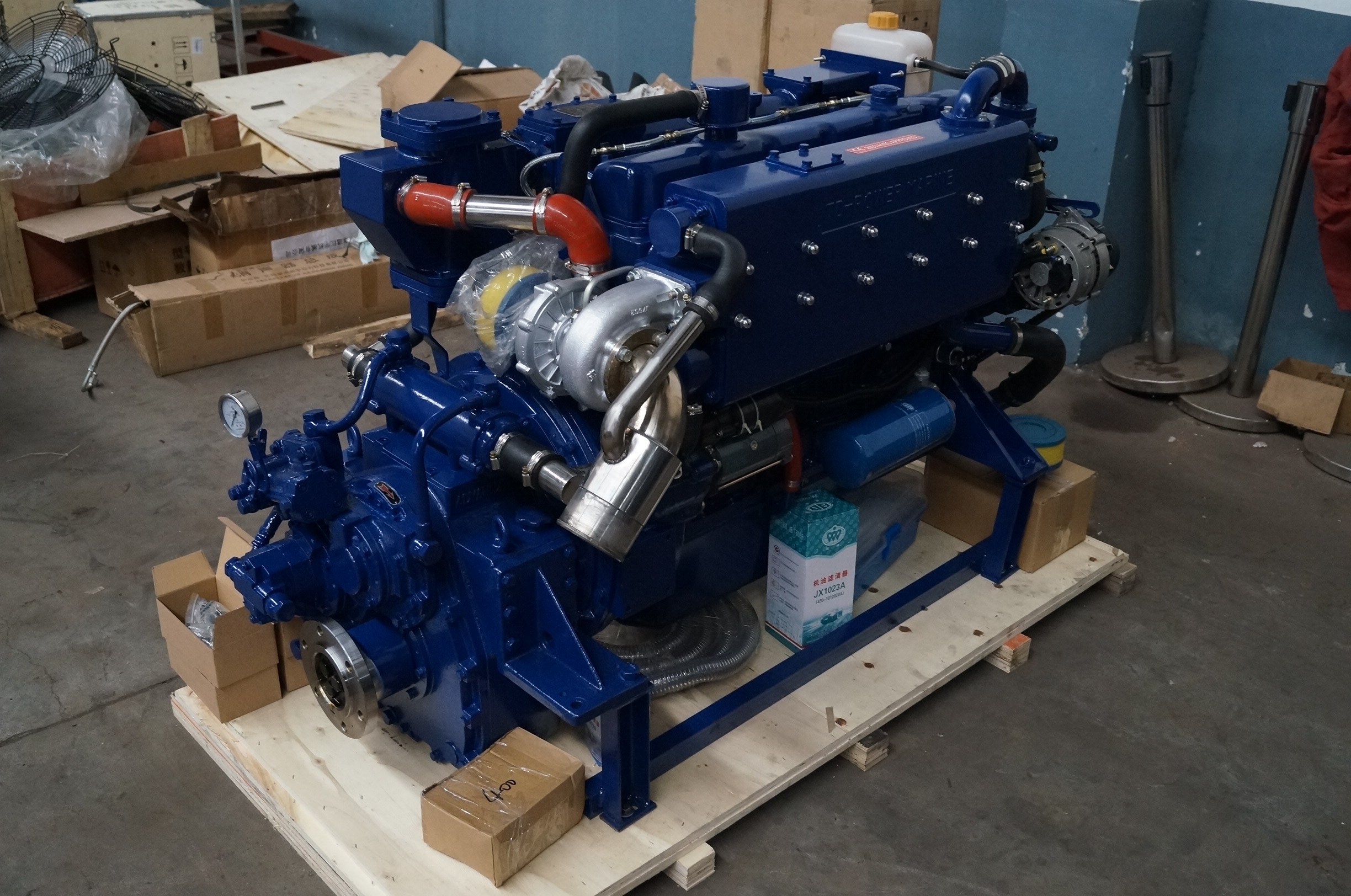 200hp marine engine