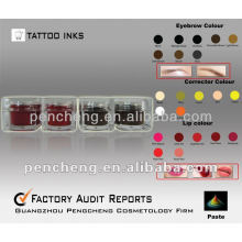 Permanent Make Up Pigment Tattoo Ink all kinds colors