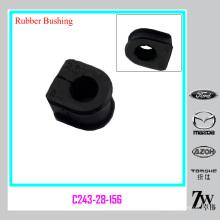 Mazda 5 CR amortiguador de goma de estabilizador trasero OEM C243-28-156