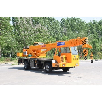 8 ton small mobile crane
