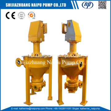3QVAF High Chrome Pump untuk Air Slurry