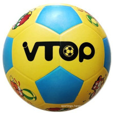 Yellow Color Animaled Style Football Toys