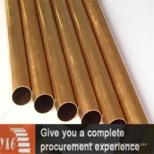 Tubo de cobre C11000