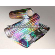 Beliebte Hologramm UV-Schutz Stretch-Film