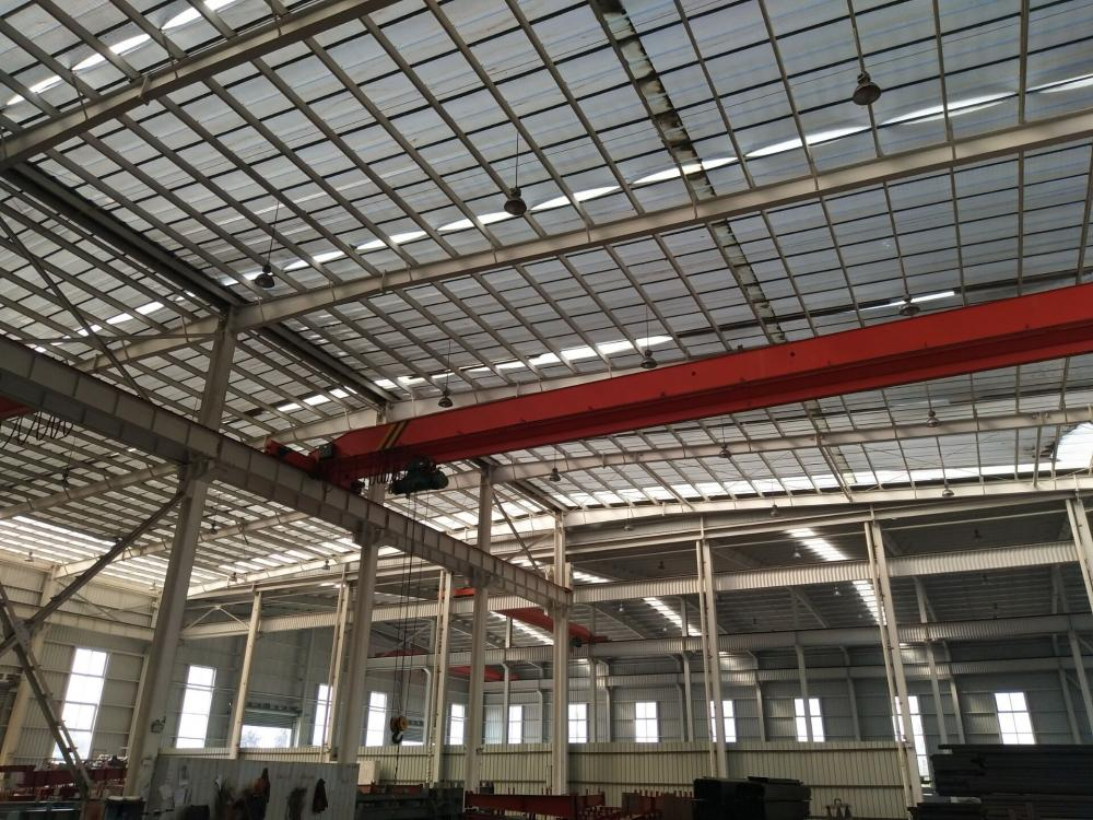 china movable prefabricated structure warehouse price
