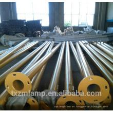 Nuevo producto hecho en China lámpara lámpara poste plantador