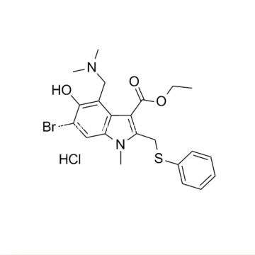 High Purity ARBIDOL HCL, CAS 131707-23-8