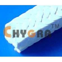 PTFE pur fibre tressé d'emballage (P1130)